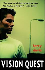 Vision Quest by Terry Davis — Reviews, Discussion, Bookclubs, Lists