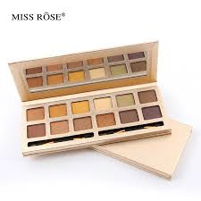 online buy whole work shadowing from work shadowing miss rose classical work gloden eye shadow box manual 12 matte colors color paleta shadow makeup