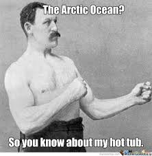 The Arctic Ocean by freppey - Meme Center via Relatably.com