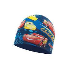 Тонкая шапка из 2-слойного полиэстра <b>Buff</b> Top <b>Cars</b> Blue - Harbor
