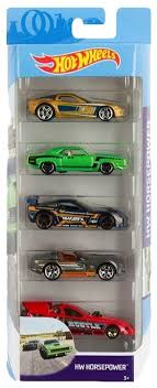 <b>Набор</b> машин <b>Hot Wheels</b> Horsepower (FKT57) 1:64 — купить по ...