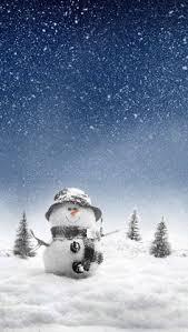 <b>snowman</b> (With images)   <b>Christmas</b> wallpaper, <b>Winter scenery</b> ...