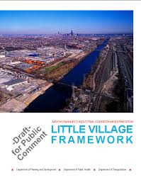 Little Village Framework - City of Chicago