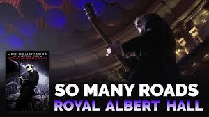 "<b>Joe Bonamassa</b> Official - ""<b>So</b> Many Roads"" - Live From The Royal ..."