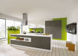 kitchen modern cabinets designs:  green wall kitchen decor with grey cabinets and cupboards designer kitchen cupboards designer kitchen designer kitchen cupboards contemporary