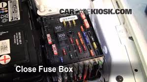 replace a fuse 2009 2016 volkswagen cc 2009 volkswagen cc 6 replace cover secure the cover and test component
