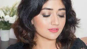 easy budget makeup tutorial indian party makeup clista 2016 08 02