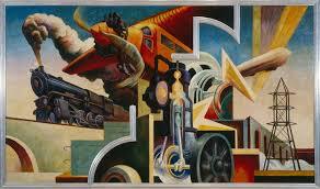 thomas hart benton s america today mural essay heilbrunn america today america today