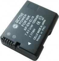 <b>AcmePower</b> EN-EL14 – купить <b>аккумулятор</b> для камеры ...