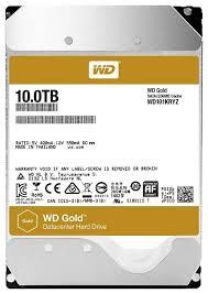 <b>Жесткий диск</b> Western Digital WD Gold 10 TB (WD101KRYZ ...