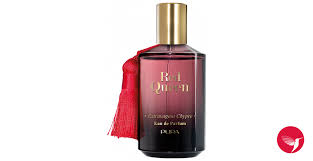 <b>Red Queen Extravagant</b> Chypre <b>Pupa</b> perfume - a new fragrance for ...