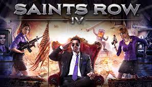 <b>Saints Row</b> IV on Steam