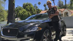 <b>Duff McKagan</b> of Guns N' Roses Loves His Ford Mustang V-8 ...