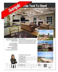 here try this real estate flyer template sample for yourself