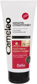 <b>Кератиновый кондиционер для окрашенных</b> волос - Delia ...