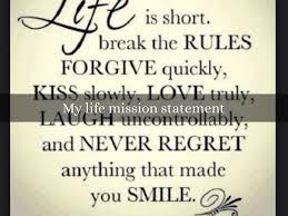 my mission statement by brianna lovette 12