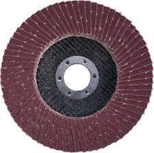 <b>Круг лепестковый</b> торцевой (180 мм; Р40; электрокорунд ...
