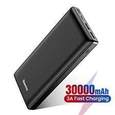 <b>Baseus 30000mAh Power</b> Bank | Einhorn Travel Accessories