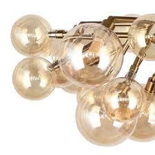 <b>Потолочный светильник Favourite</b> Lash 2525-10U 10 ламп 27 м² в ...