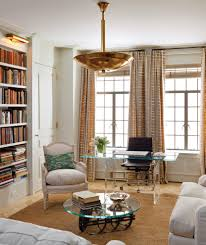 el dorado transitional home office idea in new york with a freestanding desk antique white home office furniture simple