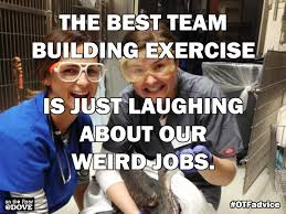 gross er veterinary stuff otfadvice the best team building exercise is just laughing about our weird jobs