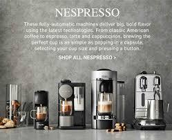 Nespresso Gifts | Nespresso Pods & Machines | Williams Sonoma