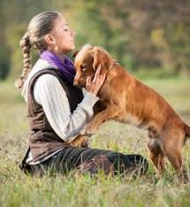 Image result for HUMAN AND DOG