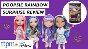 <b>Poopsie</b> Rainbow Surprise Doll Toy Review from <b>MGA Entertainment</b>