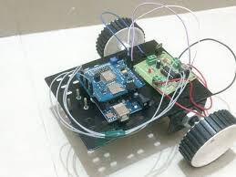 <b>WiFi</b> Controlled <b>Robot</b> using Arduino UNO and Blynk - Hackster.io