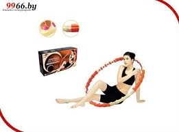 <b>Массажный обруч ХулаХуп Health</b> Hoop II Jemimah PHJ29000N ...