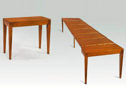 console to dining table