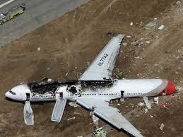 Crash Pilot was in Trainig: Asiana