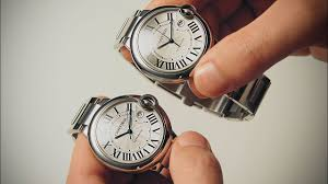 Can You Spot A <b>Fake</b> Cartier? | Watchfinder & Co. - YouTube