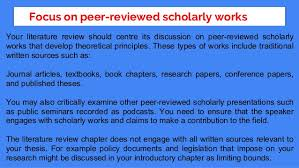 How to write a literature review for psychology dissertation   www     Literature Review HQ