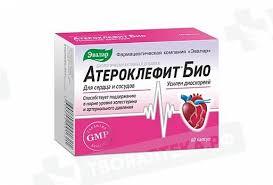 <b>Атероклефит БИО капс N60</b> БАД - цена от 500 руб., купить в ...
