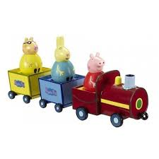 "Набор ""Поезд Пеппы-<b>неваляшки</b> с <b>фигуркой</b>"" <b>Peppa Pig</b> – купить ..."