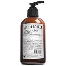 <b>L:A BRUKET</b> Hand Cream 250ml - <b>Wild</b> Rose - Free UK Delivery ...