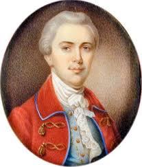 James Stuart, English Officer - james-stuart-english-officer