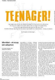 adoption samfund det begyndte i teenagealderen hav tillid til tillykke til christian hjortshoslashj som har vundet en mp3 afspiller for sin tekst identitet