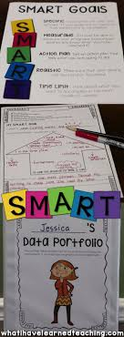 best images about student goal setting data collection on help students set smart goals by setting strategic measurable goals an action plan that are realistic and timely included are data binders