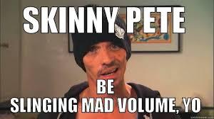 Breaking Bad Skinny Pete - quickmeme via Relatably.com