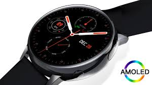 <b>LEMFO SG2</b> a <b>complete</b> Smartwatch with Amoled HD screen and ECG