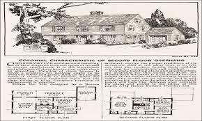 Garrison Colonial House Plans Garrison Colonial Revival
