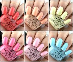 <b>OPI Retro Summer</b> 2016 Collection: Review and Swatches | <b>Nails</b> ...