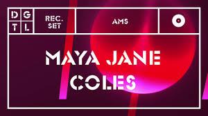 <b>Maya Jane Coles</b> / DGTL Amsterdam 2018 - YouTube
