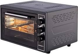 <b>KRAFT KF</b>-<b>MO 3801</b> BL <b>Мини</b>-<b>печь</b> черный — купить недорого с ...