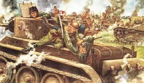 ノモンハン事件,ノモンハン紛争,帝国陸軍,ソ連軍,ロシア,97式戦闘機,97式戦車,チハ,日本軍