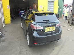 lexus ct h hybrid to se l fuse box petrol electric 1 2