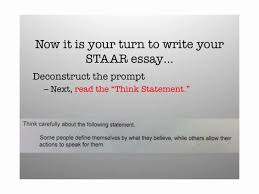 the ojays watches and thesis statement on pinterest staar deconstructing the promptwriting a thesis statement  stepbystep lesson in deconstructing a prompt for a staar persuasive essay