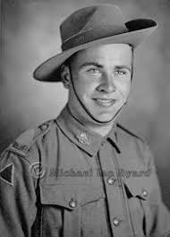 Frederick Pearce Royal Australian Artillery Frederick Edward George Pearce, Born Bishops Cleave, Cheltenham, 15th September 1919. - Frederick_Pearce